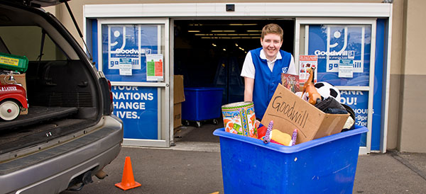 Donate Goods Goodwill